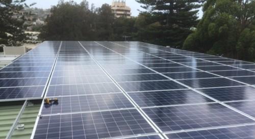 Commercial Solar Systems European