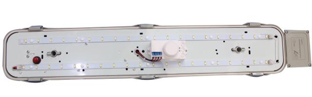 VP2 BB 2FT 20W LED Emergency Light 02