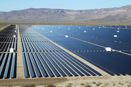 Copper Mountain Solar Power Plant