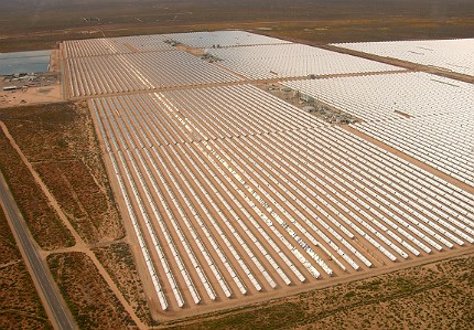 Solar Power Plant 01
