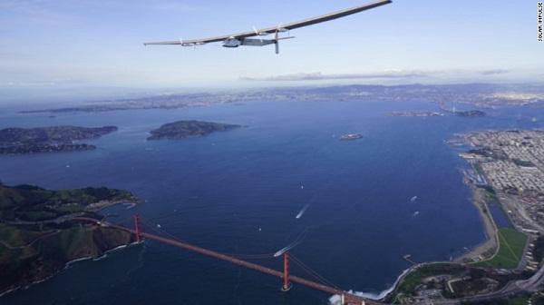 Solar Golden Gate